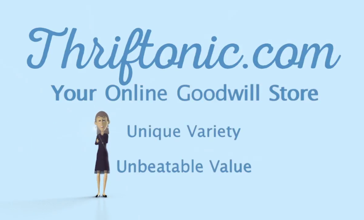 Shop Online to Find Treasure